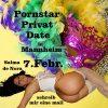 Pornstar Private Date 07.02.2018 Mannheim
